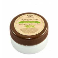 Крем с гиалуроновой кислотой для жирной кожи Organic Zone, 50 мл
