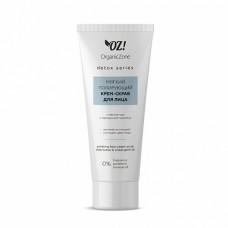 Крем-скраб для лица Полирующий с маслом ши и зародышей пшеницы, 75 мл (OZ Detox)