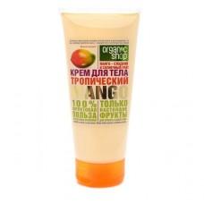 """Крем для тела """"Тропический манго"""" Organic Shop, 200 мл"""