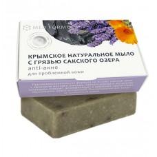 Натуральное лечебное мыло Med-Formula Анти Акне, 100 г
