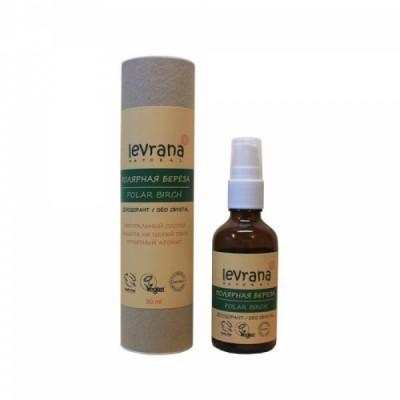 Натуральный дезодорант Полярная Береза (Levrana), 50 мл