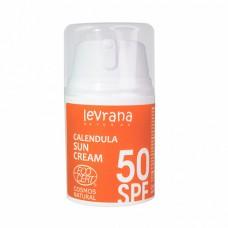 Солнцезащитный крем Календула SPF50, 50 мл