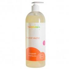 Жидкое мыло Сладкий апельсин Freshbubble, 1 литр