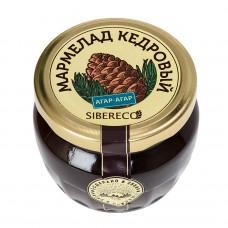 Натуральный мармелад Кедровый 95мл (Sibereco)