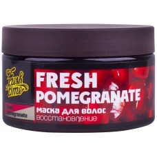 Маска для волос Fresh pomegranate - Восстановление, 250 мл (L'Cosmetics)