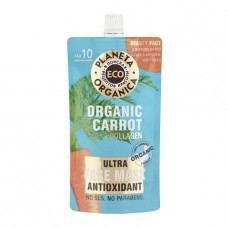 Маска для лица антиоксидантная Organic Carrot, 100 мл (Planeta Organica)