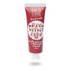 "Маска для лица с красной глиной ""Red velvet cake"", 30 мл (Neo Care)"