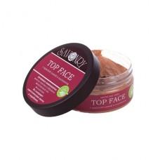 Маска для лица Top Face с красной глиной и альгинатом, 150 г