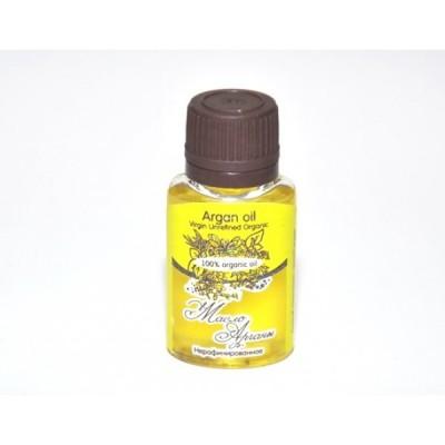 Масло Арганы нерафинированное, 20 мл (Aromagic)