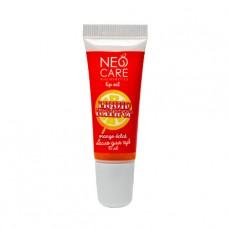 "Масло для губ ""Liquid lollipop"" оrange eclat, 10 мл (Neo Care)"