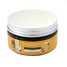 """Кокосовое масло для тела """"Французская ваниль""""  L'Cosmetics, 100 мл"""