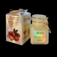 Масло Ши с маслом Арганы для возрастной кожи, 100 мл (стекло)(Бизорюк)