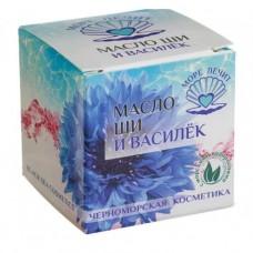 Натуральное масло ШИ с маслом Василька, 30 мл (Море Лечит)