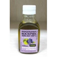 Масло Виноградных косточек VIVO холодного отжима (пищевое), 100 мл