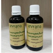 Натуральное масло Виноградной косточки от Леврана, 50 мл