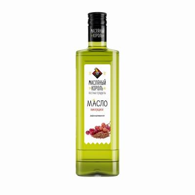 Масло Виноградное рафинированное, 350 мл (Масляный король)