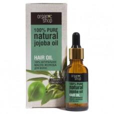 Натуральное масло жожоба для волос, 30 мл