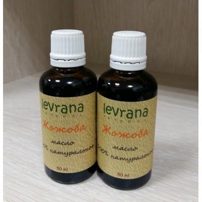 Натуральное масло жожоба голден (Levrana), 50 мл