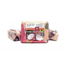 Натуральное мыло c Кокосовой стружкой 50 г (Микролиз)