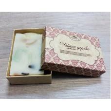 Натуральное мыло Чайное Дерево в подарочной упаковке, 100 г