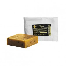 Натуральное мыло Кедровое на козьем молоке и жмыхе кедрового ореха, 135 г