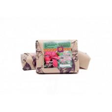 Натуральное мыло на отваре Каркаде 50 г (Микролиз)