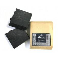 Мыло натуральное с углем (Спивакъ), 100 г