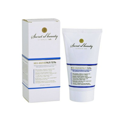 Mix-минерал гель для глубокой очистки кожи лица, 150 мл (Биобьюти)