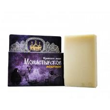Натуральное Крымское мыло Монастырское Молочное