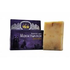 Натуральное Крымское мыло Монастырское Целебное
