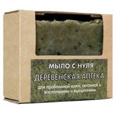Натуральное мыло ручной работы Деревенская Аптека