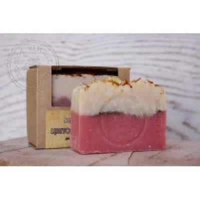 Натуральное мыло Цветочная корзинка (Take Care Studio)