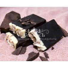 Мыло натуральное Горький Шоколад, 100 г