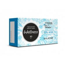 Мыло ручной работы Wellness Anti ACNE, 80 г