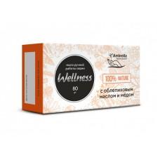 Мыло ручной работы Wellness с облепиховым маслом и медом, 80 г
