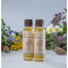 Натуральное масло Зародышей пшеницы OrganicZone, 50 мл