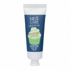 "Несмываемая ночная маска для лица ""Matcha latte"", 30 мл (Neo Care)"