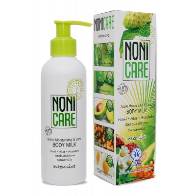 Молочко для тела Увлажняющее Noni Care, 200 мл