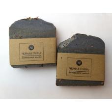 Органическое мыло Черная Глина, 100 г
