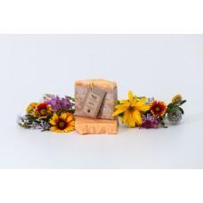 Натуральное мыло на ценных органических маслах «Цитрус» Organic Zone