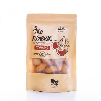 Эко Печенье из кукурузной муки Черешня (280 гр) Савита