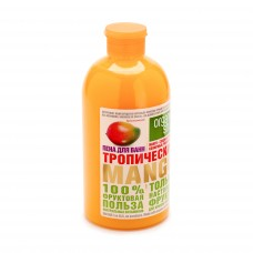 """Пена для ванны """"Тропический Манго"""" Organic shop, 500 мл"""
