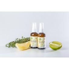 Пилинг для лица с АНА-кислотами для сухой и чувствительной кожи Organic Zone, 50 мл