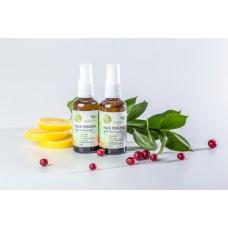 Пилинг для лица с АНА-кислотами для жирной и проблемной кожи Organic Zone, 50 мл