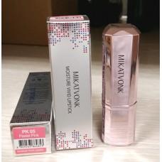Помада для губ увлажняющая MIKATVONK Moisture Vivid Lipstick 3,4g (PK05 Pastel Pink)