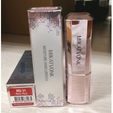Помада для губ увлажняющая MIKATVONK Moisture Vivid Lipstick 3,4g (RD31 Rich Red)