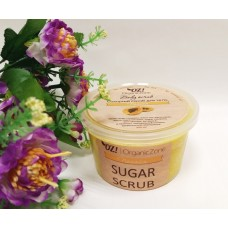 """Сахарный скраб для тела """"Папайя"""" Organic Zone, 250 мл"""
