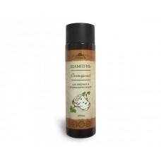 Натуральный шампунь Дегтярный для жирных волос (СпивакЪ), 250 мл