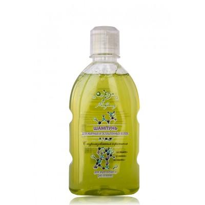 Шампунь для жирных и ослабленных волос Микролиз, 250 мл