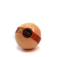 Бурлящий шар для ванны Бодрящий грейпфрут, 150 гр (Мыловаров)